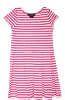 Платье джерси Polo Ralph Lauren