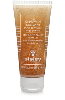 Гель очищающий Buff and Wash Facial Gel Sisley