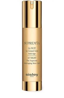 Ночной крем-сыворотка с омолаживающим эффектом Supremeya Sisley