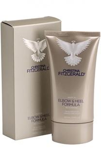 Активный крем для восстановления кожи локтей и стоп Radical Christina Fitzgerald