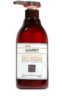 Восстанавливающий шампунь с Африканским маслом Ши Saryna Key