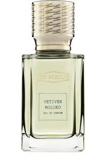 Мужская парфюмерная вода Vetiver Moloko Ex Nihilo