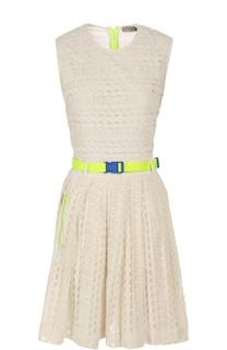 Платье с ремнем Preen Line