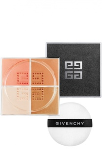 Пудра рассыпчатая Prisme Libre №3 Organza Caramel Givenchy