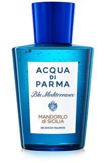 Гель для душа Blu Mediterraneo Mandorlo di Sicilia Acqua di Parma