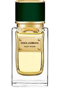 Парфюмерная вода Velvet Collection Vetiver Dolce & Gabbana