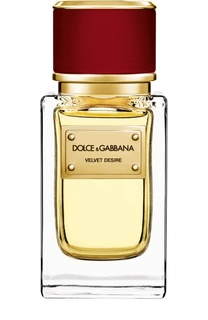 Парфюмерная вода Velvet Collection Desire Dolce & Gabbana