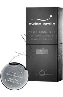 Вощеная зубная лента Basel Swiss Smile