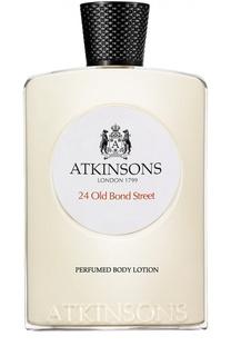 Лосьон для тела 24 Old Bond Street Atkinsons