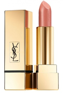 Помада для губ Rouge Pur Couture Lip Color 24 Blond Ingenu YSL