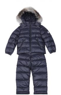 Куртка с комбинезоном Moncler Enfant