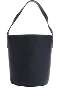 Кожаная сумка Bucket J.W. Anderson