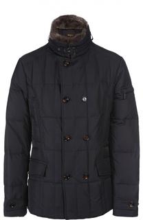 Куртка с воротником Moorer