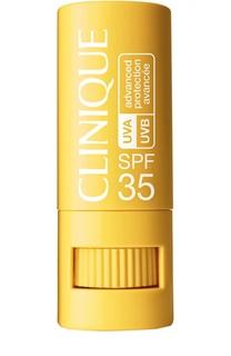 Солнцезащитный крем-стик c SPF35 для чувствительной кожи вокруг глаз, губ и любых других участков лица и тела Clinique