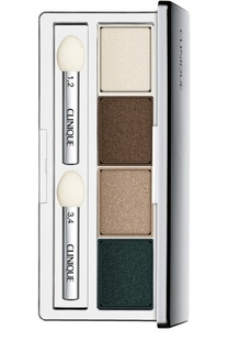 Тени для век All About Shadow Quad Jenna Essentials Clinique