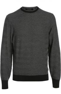 Вязаный пуловер Ermenegildo Zegna