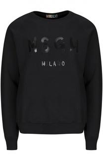 Пуловер джерси MSGM