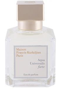 Парфюмерная вода-спрей Aqua Universalis Forte Maison Francis Kurkdjian