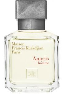 Туалетная вода Amyris Maison Francis Kurkdjian
