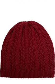Вязаная шапка с фактурным узором Artiminesi