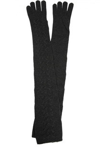 Вязаные перчатки Dolce & Gabbana