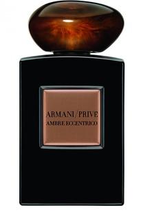 Парфюмерная вода Ambre Eccentrico Giorgio Armani