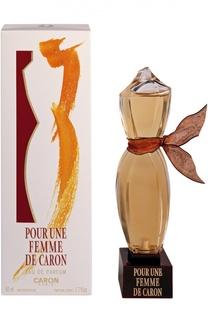 Парфюмерная вода Pour Une Femme Caron