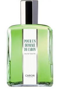 Туалетная вода Pour Un Homme Caron