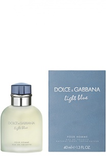Туалетная вода D&G Light Blue Pour Homme Dolce & Gabbana