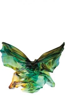 "Ваза для цветов Papillon ""Butterfly Soliflore"" Daum"