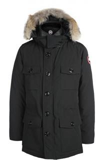 Куртка с капюшоном Canada Goose