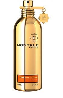 Парфюмерная вода Aoud Orange Montale