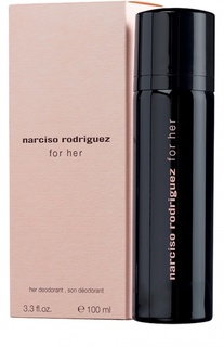 Дезодорант парфюмированный спрей For Her Narciso Rodriguez