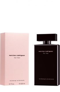 Гель для душа For Her Narciso Rodriguez