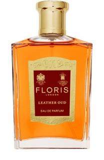 Парфюмерная вода Leather Oud Floris