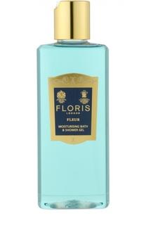 Гель для душа и ванны Fleur Floris