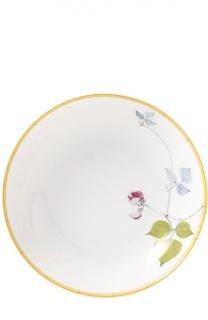 Тарелка суповая Jardin Indien Bernardaud