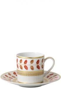 Кофейная чашка Constance Rouge Bernardaud