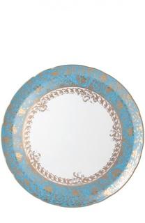 Блюдо круглое глубокое Eden Turquoise Bernardaud