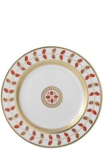 Тарелка для хлеба и масла Constance Rouge Bernardaud