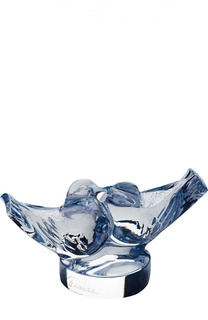Скульптура 2 Lovebirds Lalique
