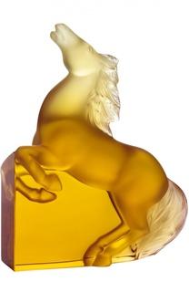 Скульптура Rearing Kazak Horse Lalique