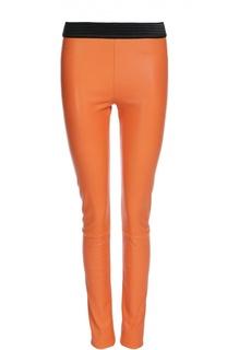 Кожаные брюки DROMe
