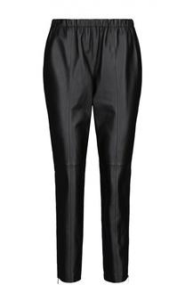 Кожаные брюки St. John