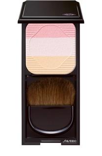 Румяна-трио с шелковистой текстурой и эффектом сияния PK1 Shiseido