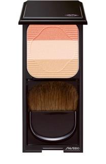Румяна-трио с шелковистой текстурой и эффектом сияния OR1 Shiseido