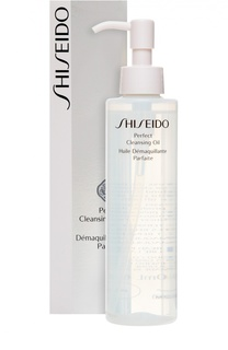 Очищающее масло для кожи Shiseido