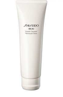 Мягкая очищающая пенка iBuki Shiseido
