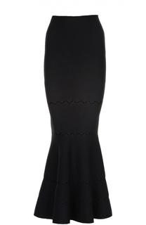 Вечерняя юбка Alaia