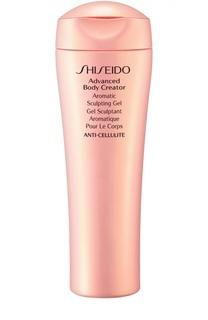 Улучшенный ароматический гель для коррекции фигуры Shiseido